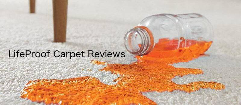 Lifeproof Carpet Reviews Pros Cons Cleaning And