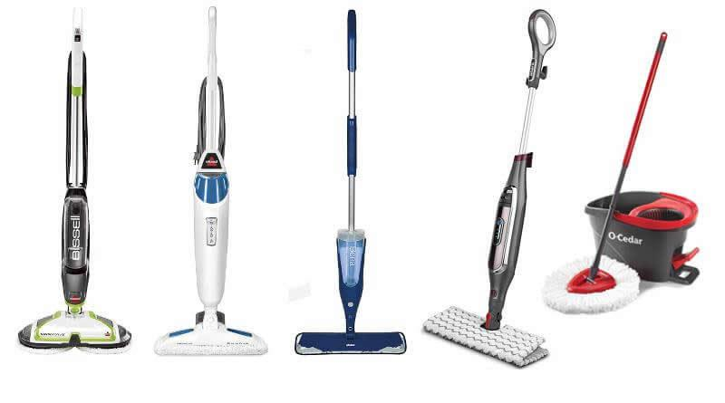 Best Mops For Hardwood Floors 2021 Mop Reviews Home Flooring Pros