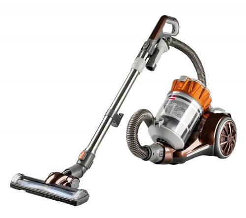 Besy Canister Vacuum for Hardwood - Bissell Hard Floor Expert