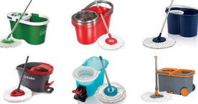 7 Best Spin Mops – (Reviews & Buying Guide 2020)