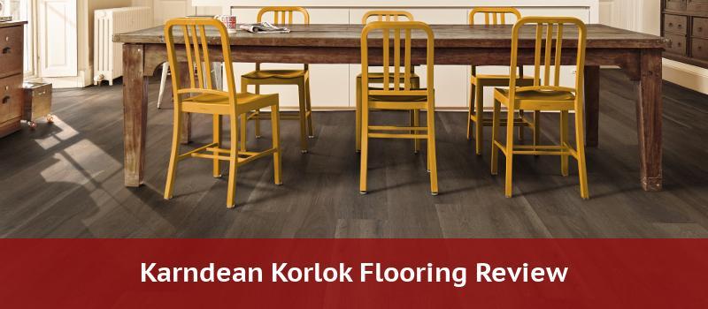 Karndean Flooring - Review of Karndean Korlok