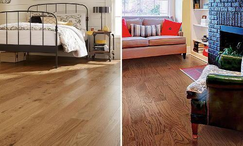 Pergo Max engineered hardwood