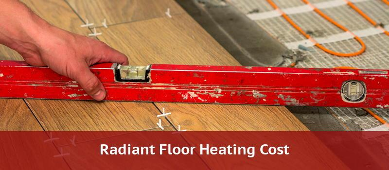 Learn How to Calculate the Cost of Radiant Heated Floors