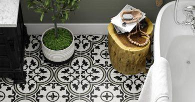 5 Popular Bathroom Floor Tile Ideas