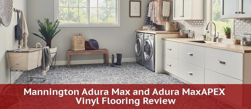 Adura Max and Adura Max APEX flooring reviews