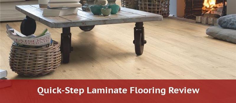 quick step NatureTek Flooring Review