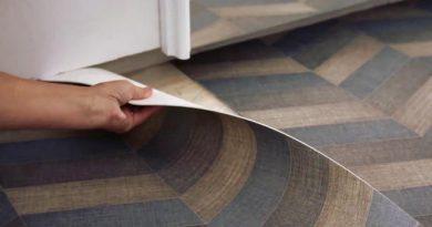 How to Install Vinyl Sheet Flooring | Tools, Tips & Tricks 2020