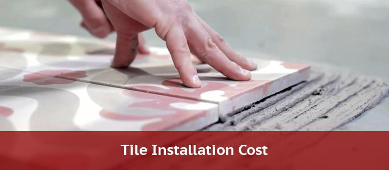 Tile Floor Installation Cost Calculate The 2020 Cost To Install Tile