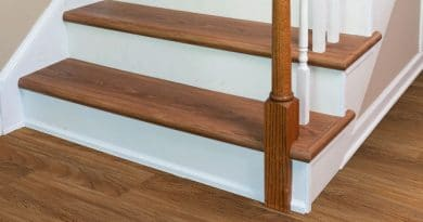 Laminate Flooring on Stairs | Options, Cost & Installation 2021