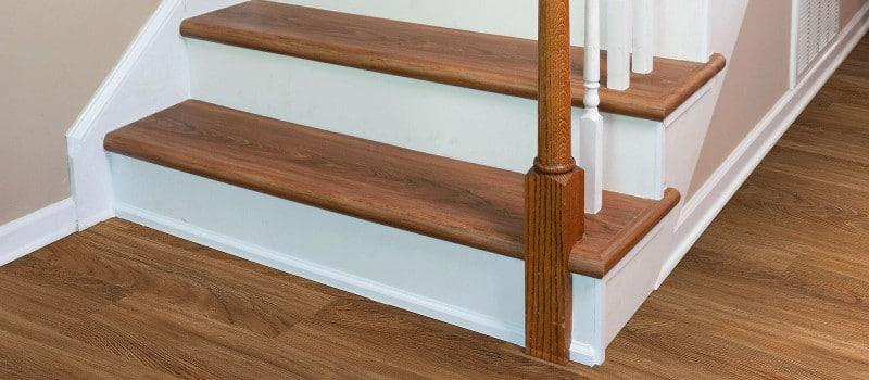 Laminate Flooring On Stairs Options, How Much Does It Cost To Install Laminate Flooring On Stairs