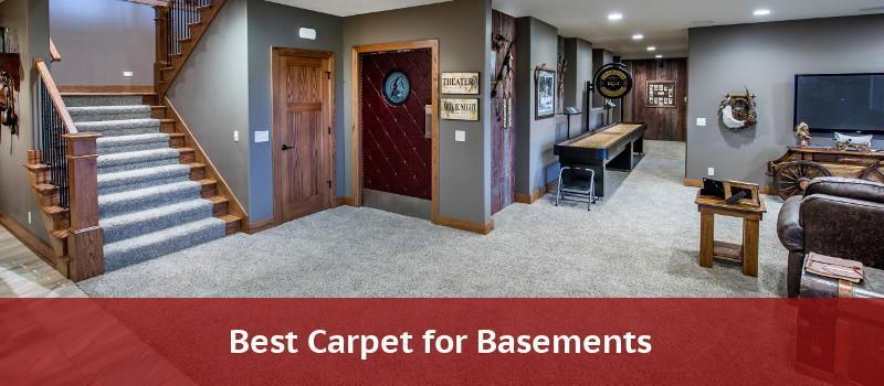 Best carpet for basements