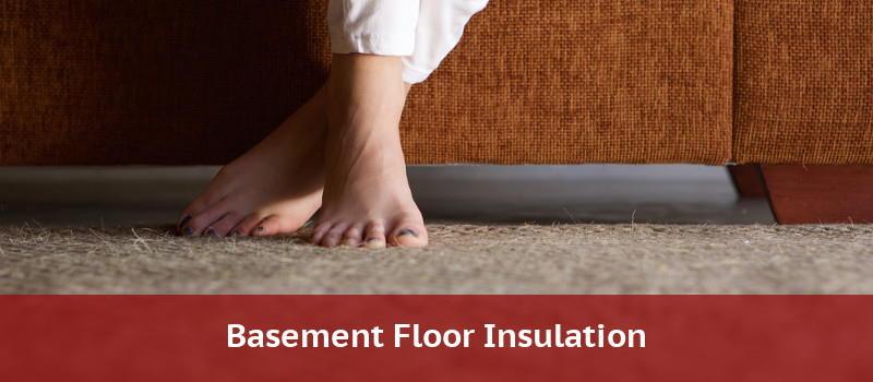 Insulation for a Basement Concrete Floor