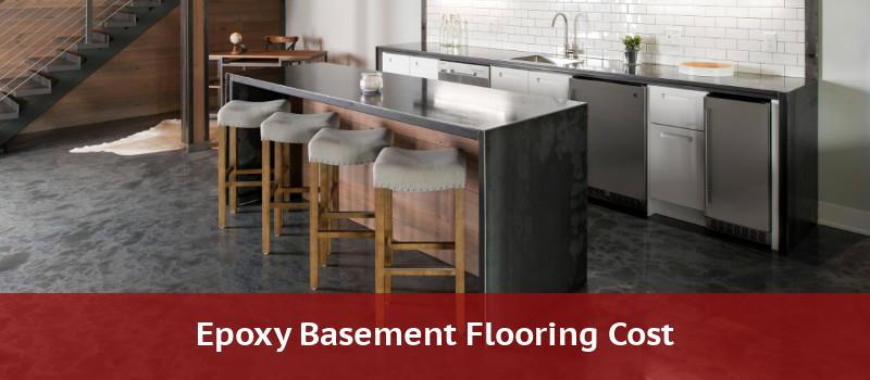 Basement Epoxy Floor Coating Cost
