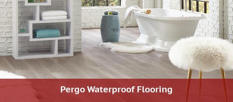 pergo waterproof flooring
