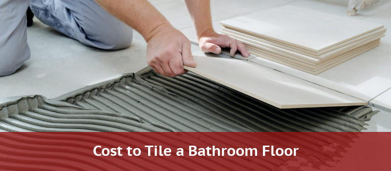 Bathroom Tile Floor Cost